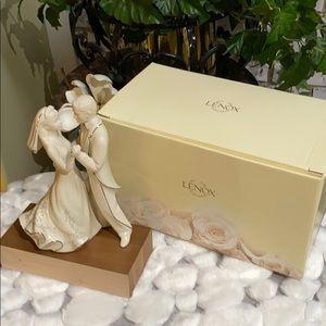 Lenox Wedding Promises First Dance Cake Topper